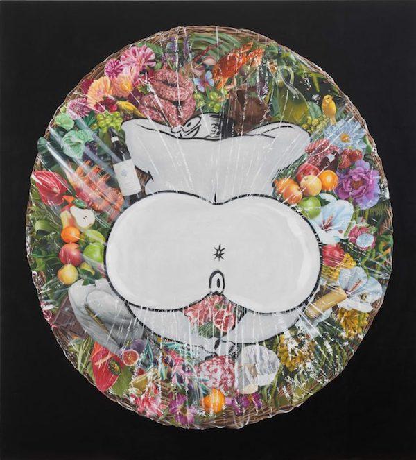 Russian-born American artist Ebecho Muslimova