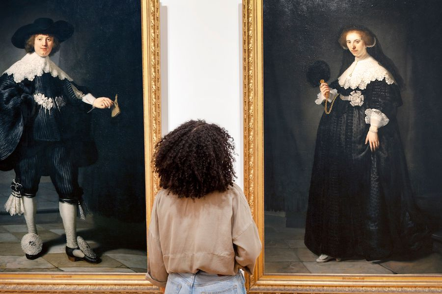 Rijksmuseum Examines Their Dutch Slavery Past In Art