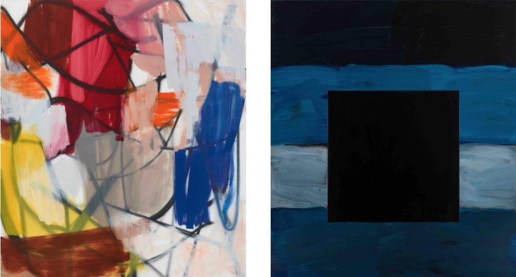 Liliane Tomasko and Sean Scully - Newlands House Exhibition