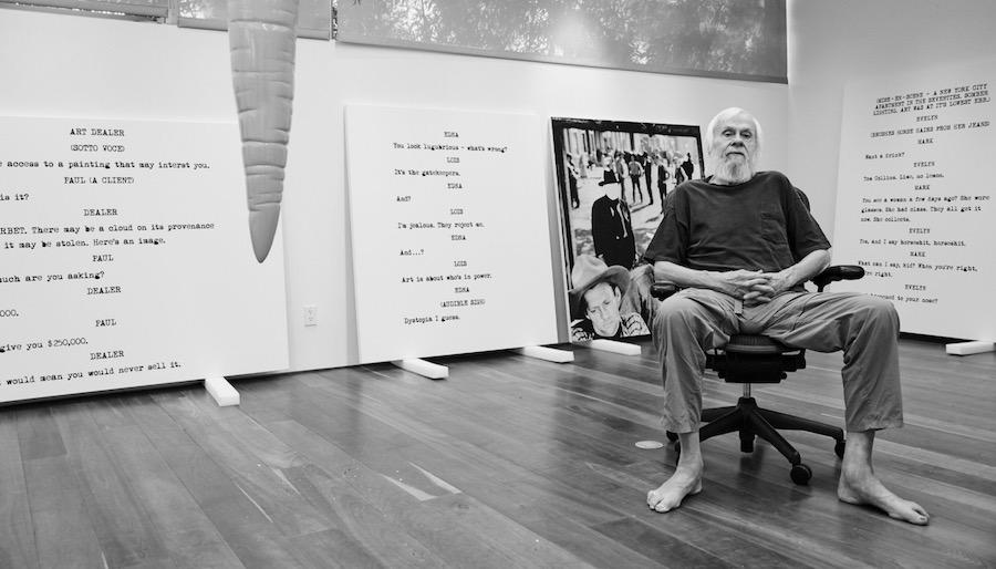 Sprüth Magers Takes On John Baldessari Estate's Global Representation