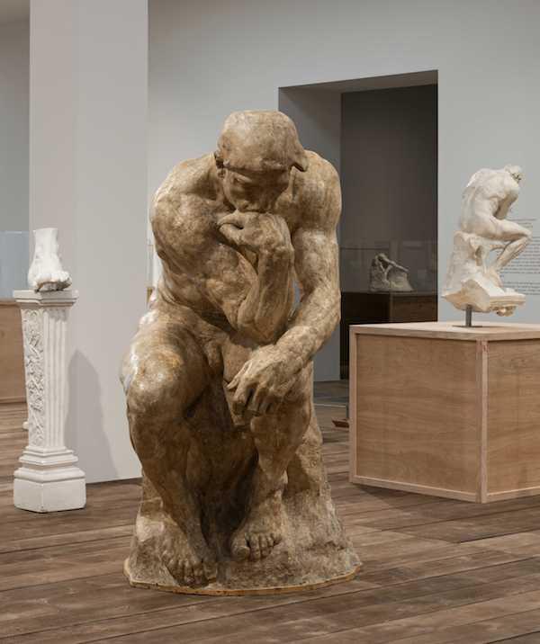 Rodin The Thinker Tate Modern