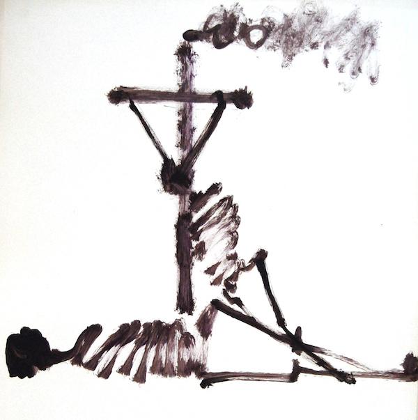 Auschwitz Paintings Courtesy Sidney Nolan Trust