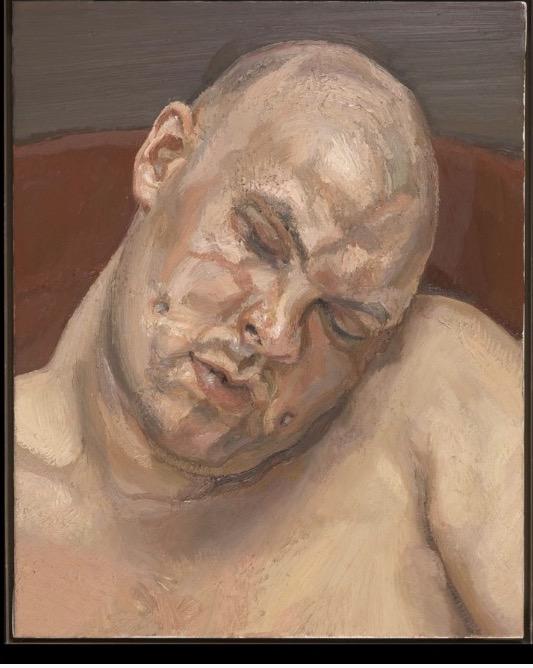 Lucian Freud Tate Liverpool