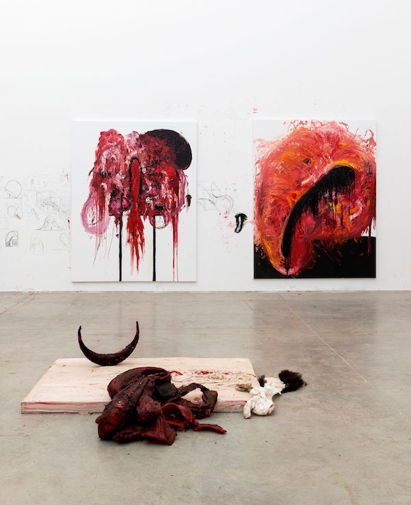 Anish Kapoor: Painting 2 October 2021–13 February 2022 Modern Art Oxford