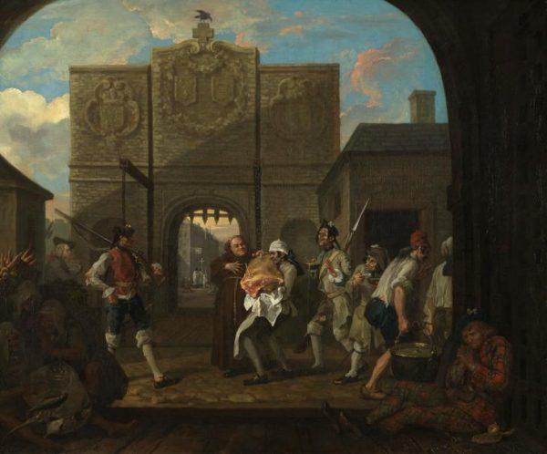 Hogarth, Tate Britain