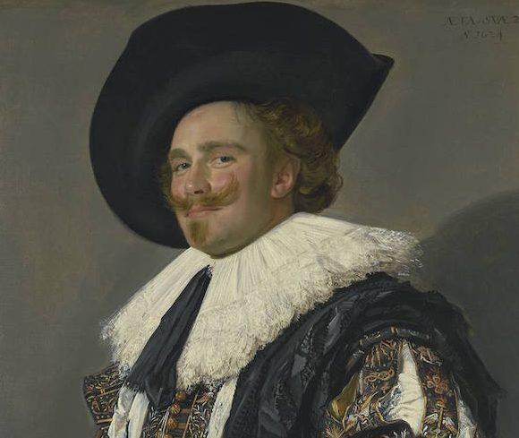 Frans Hals,The Male Portrait, Wallace Collection