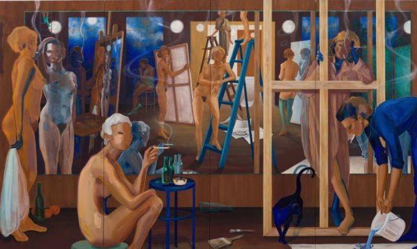 Mixing it up,Hayward Gallery