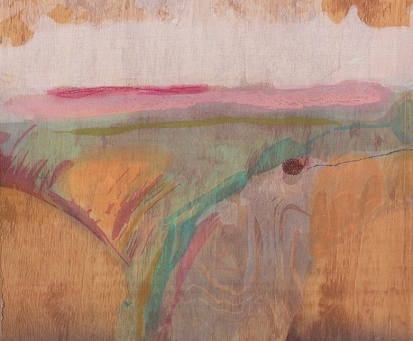 Helen Frankenthaler,Dulwich Picture Gallery