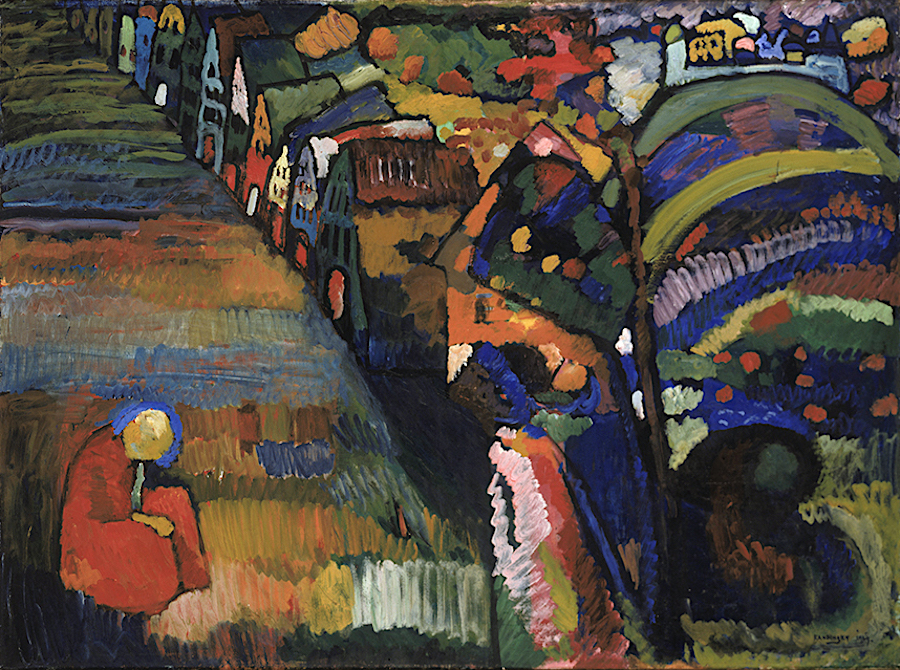 Kandinsky Painting In Stedelijk Museum Collection Returned To Heirs
