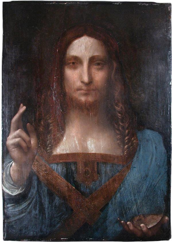 Salvator Mundi,Lost Leonardo