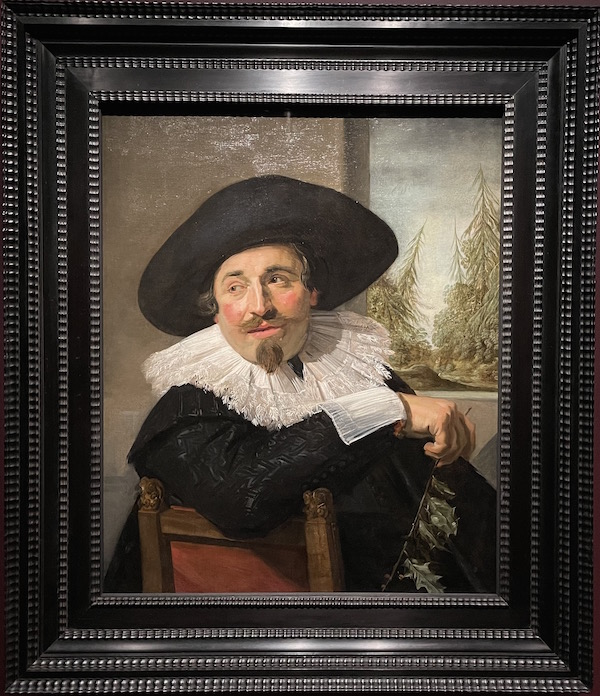 Frans Hals,The Male Portrait,The Wallace Collection