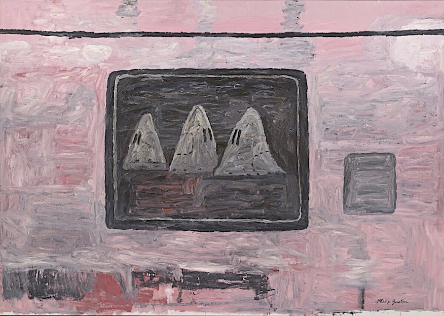 Philip Guston. 1969 – 1979,' an exhibition focused on the breakthrough figuration that emerged in the final decade of the 20th century