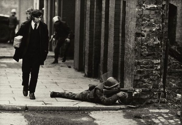 Don McCullin – Northern Ireland, The Bogside, Londonderry 1971