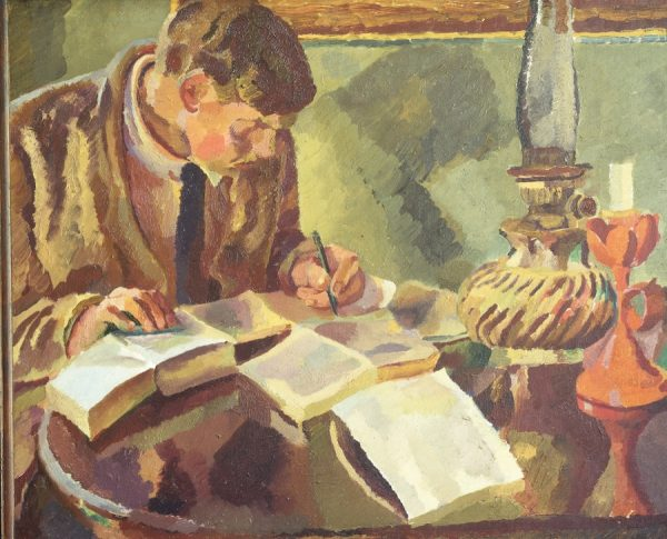 Duncan Grant, The Student 1919