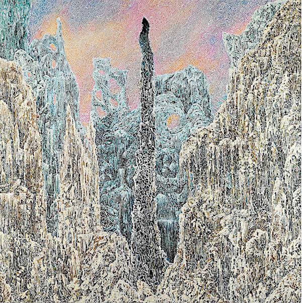 Manolis Anastasakos Mount Meru