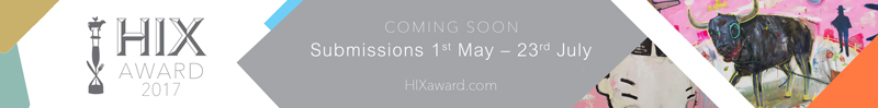 Hix Award 2017: Submissions 1st May - 23rd July