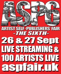 Arists Self-Publishers - The Sixth: 26-27 September 2020