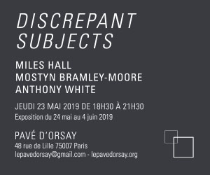 Discrepant Subjects -- 24 May - 4 June