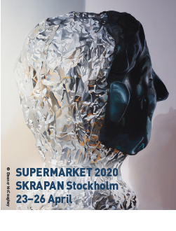 SuperMarket 2020. Skra Pan Stockholm. 23-26 April