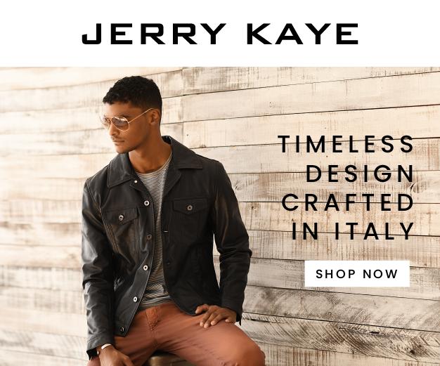 Jerry Kaye - Look good, feel good