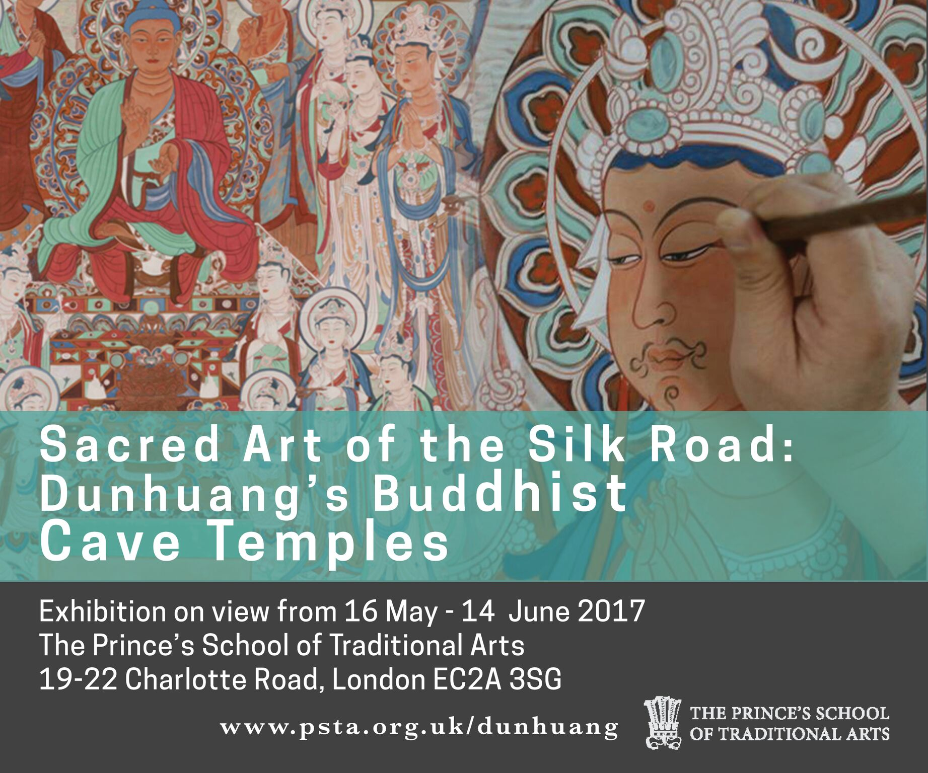 Sacred Art of the Silk Road: Dunhuang's Buddhist Cave Temples