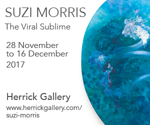 Suzi Morris: The Viral Sublime - 28 November-16 December 2017, Herrick Gallery