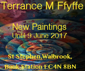 Terrance M Ffyfe - New Paintings